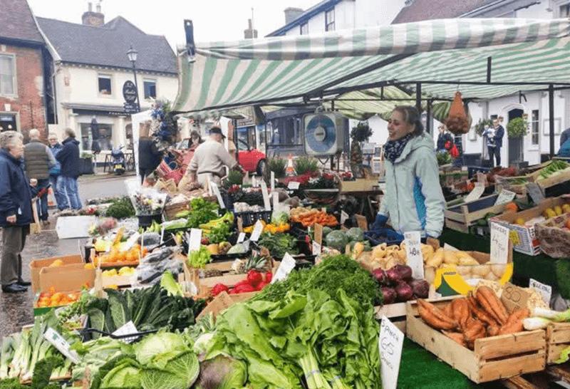 Framlingham Market Day