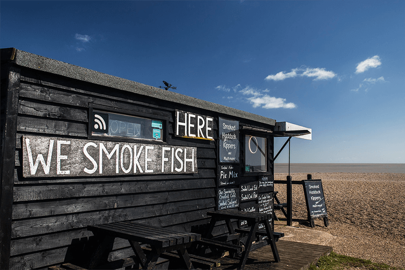 Smoked Fish Shack Aldeburgh