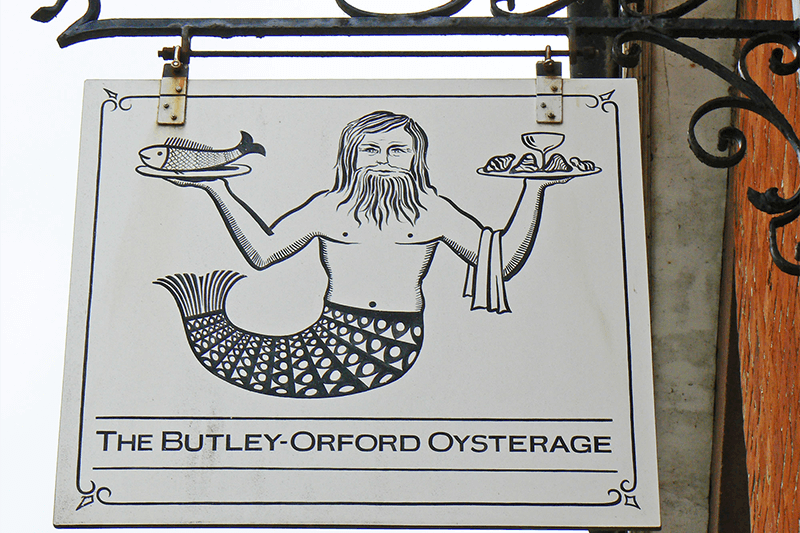 Butley Orford Oysterage