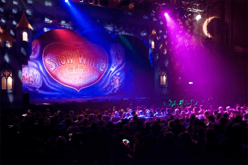 Snow White at Ipswich Regent