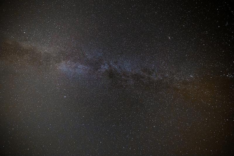 Starry Suffolk Night Sky