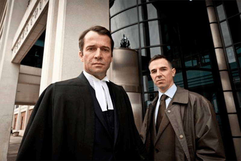 Injustice TV Show