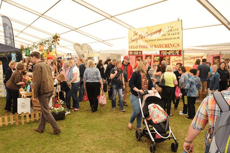Suffolk Show Food Hall
