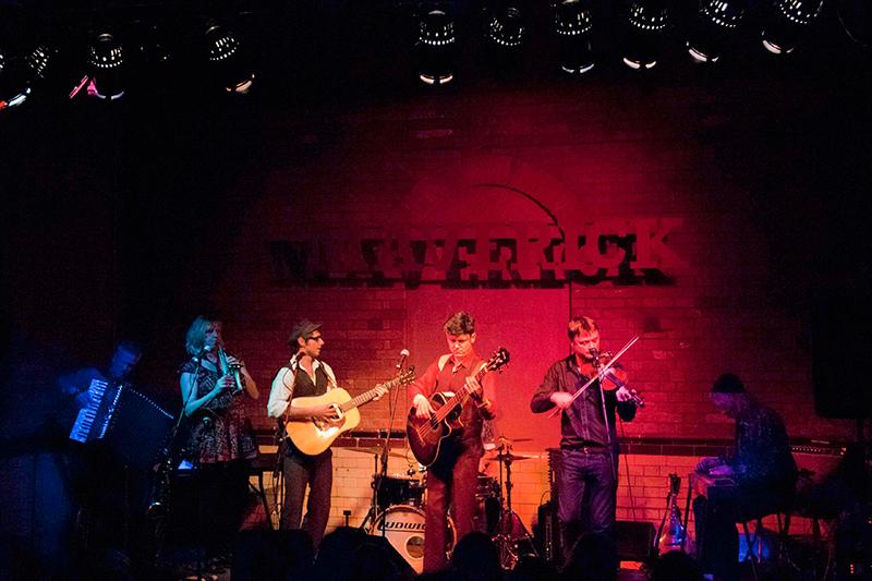 Pumphouse live music