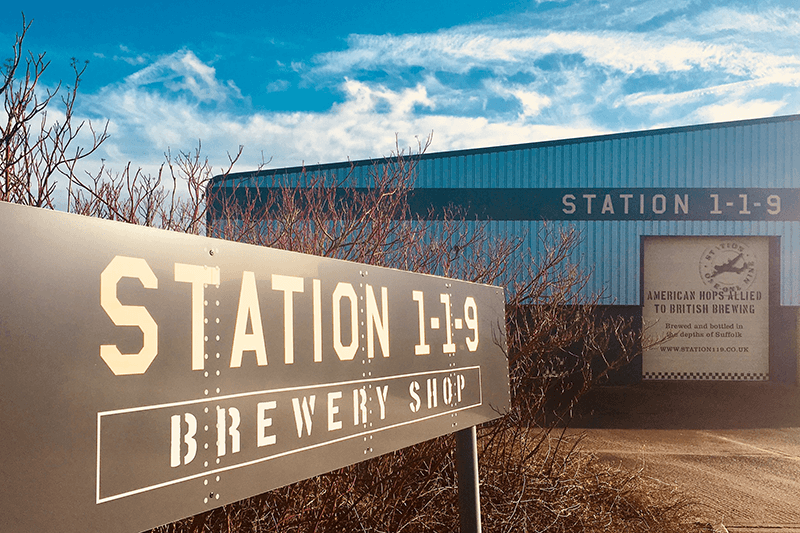 Station 119 Brewery