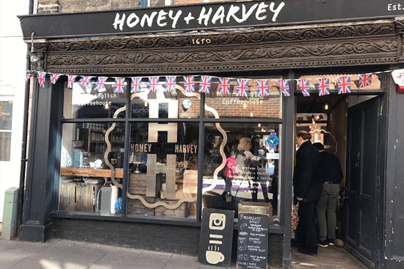 Honey + Harvey Woodbridge