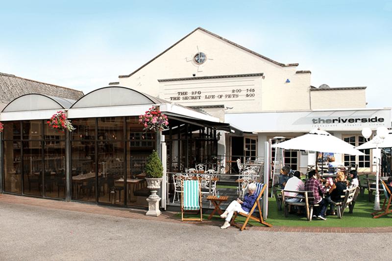 The Riverside Restaurant Woodbridge