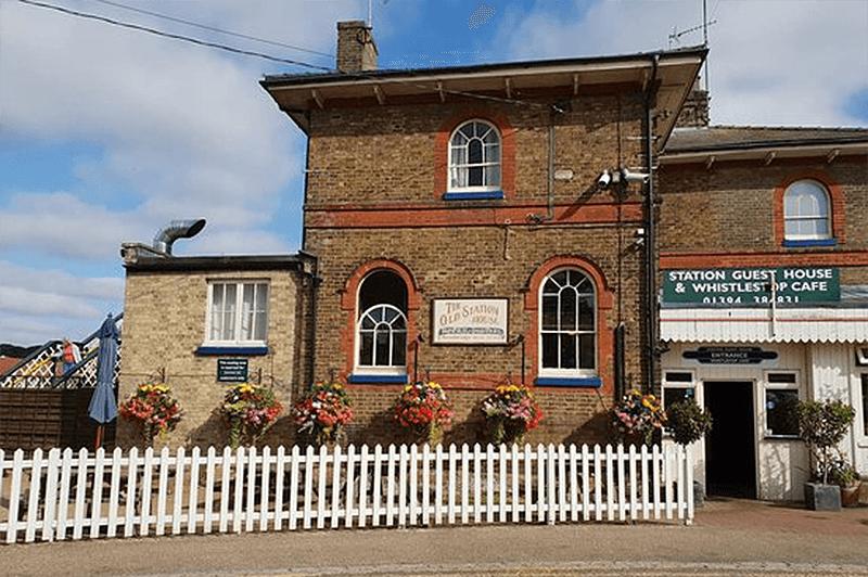 Whistlestop Cafe Woodbridge