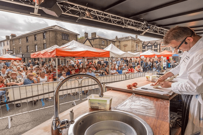 Bury Food and Drink Festival