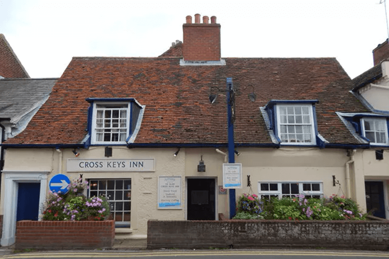 Ye Olde Cross Keys Aldeburgh