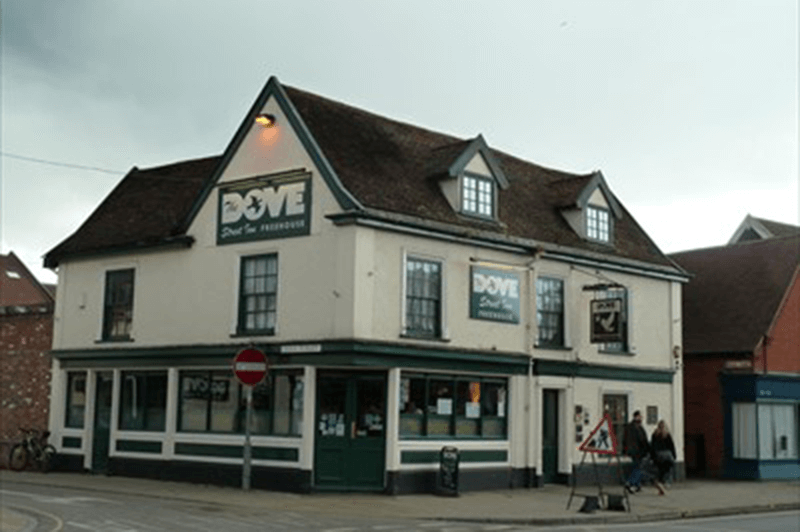 The Dove Street Inn